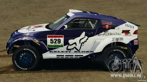 Mitsubishi Montero EVO MPR11 2005 v1.0 [EPM] pour GTA 4 est une gauche