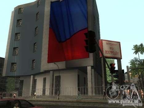 Die Russische Botschaft in San Andreas für GTA San Andreas