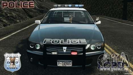 LCPD K9 Unit für GTA 4 Innenansicht