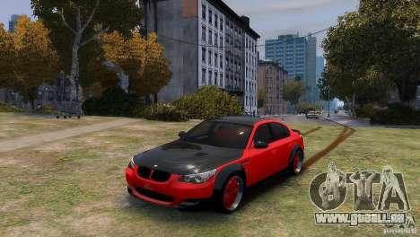 BMW M5 Lumma pour GTA 4