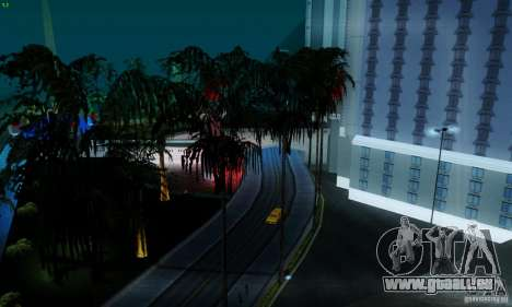 Marty McFly ENB 2.0 California Sun pour GTA San Andreas cinquième écran