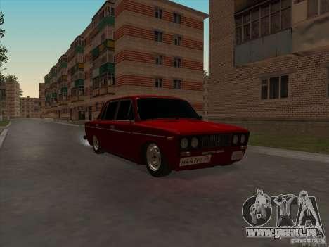 VAZ 2106 Piatigorsk pour GTA San Andreas