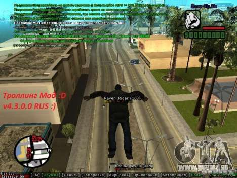 m0d S0beit 4.3.0.0 Full rus für GTA San Andreas