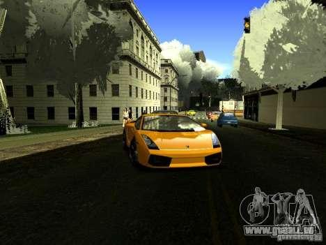 Queen Unique Graphics HD pour GTA San Andreas