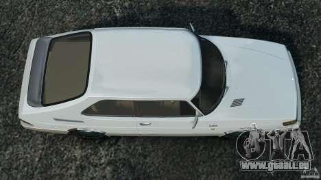 Saab 900 Coupe Turbo für GTA 4 rechte Ansicht