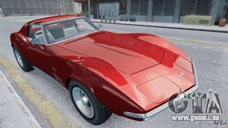 Chevrolet Corvette Stingray pour GTA 4
