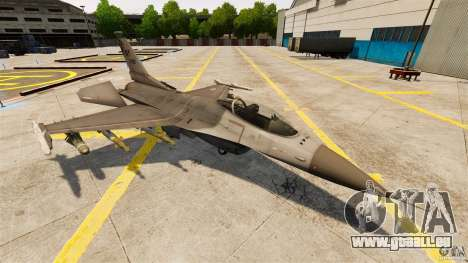 F-16C Fighting Falcon pour GTA 4
