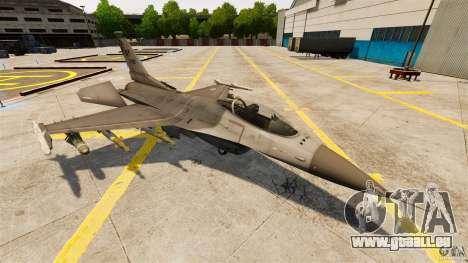 F-16C Fighting Falcon für GTA 4