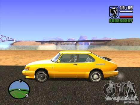 ENBSeries v2.0 pour GTA San Andreas quatrième écran