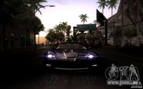 SA Illusion-S V1.0 Single Edition pour GTA San Andreas sixième écran
