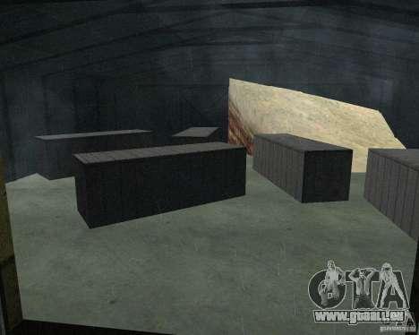 DRAGON base v2 pour GTA San Andreas quatrième écran