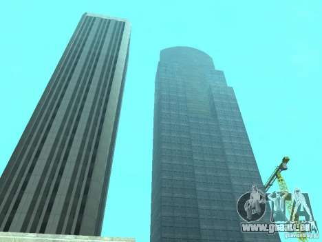 Doherty Plaza-neue Dorothy für GTA San Andreas fünften Screenshot