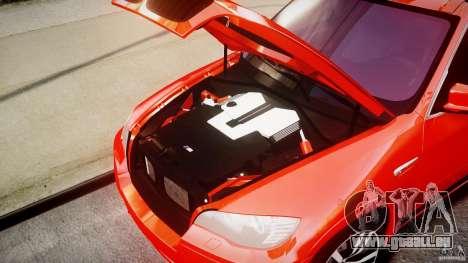 BMW X5M Chrome pour GTA 4 est un droit