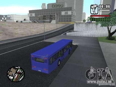 DESIGN X NF260 pour GTA San Andreas vue de droite