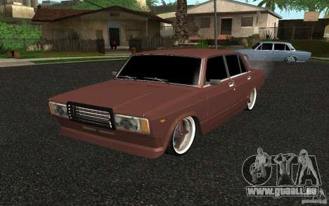 VAZ 2107 voiture Tuning pour GTA San Andreas
