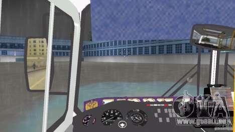 SILLON 32050R pour une vue GTA Vice City de la droite