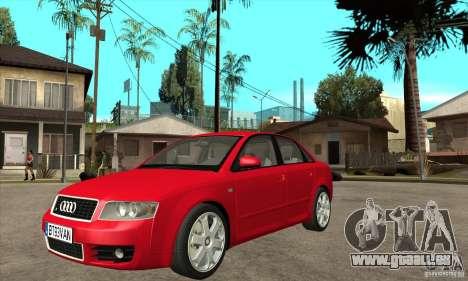 Audi S4 2004 für GTA San Andreas
