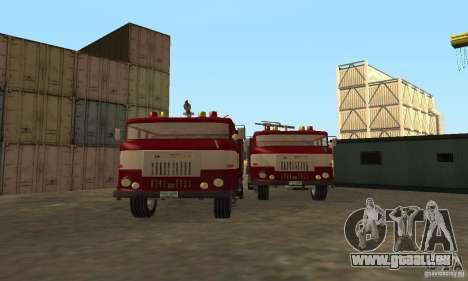 IFA-Feuer für GTA San Andreas linke Ansicht