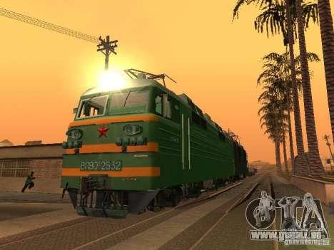 Vl80s für GTA San Andreas