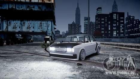 ВАЗ 2107 Drift für GTA 4