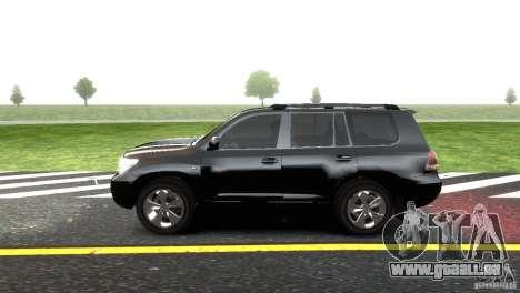 Toyota Land Cruiser 200 RESTALE für GTA 4 linke Ansicht