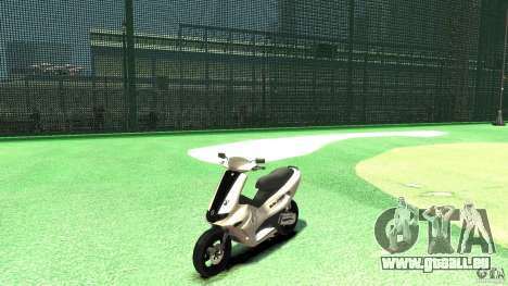 Gilera runner 50 SP With livery pour GTA 4
