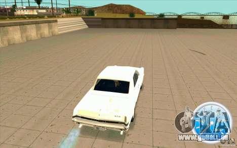 CraZZZy Speedometer v.2.1 Lite für GTA San Andreas