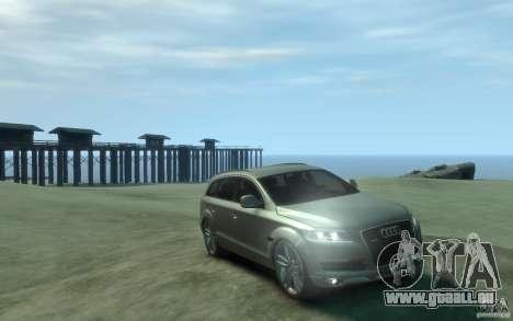 Audi Q7 pour GTA 4 Vue arrière