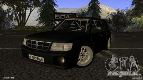 Subaru Forester Turbo 1998 pour GTA San Andreas
