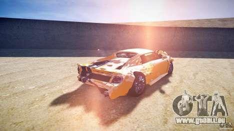 Rossion Q1 2010 v1.0 pour GTA 4 roues