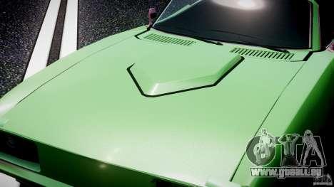 New Dukes pour GTA 4 Salon