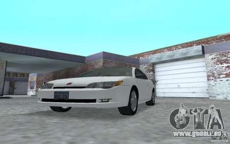 Saturn Ion Quad Coupe für GTA San Andreas