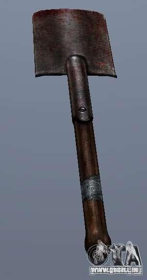 Shovel für GTA San Andreas zweiten Screenshot