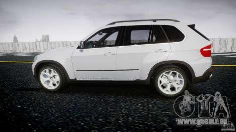 BMW X5 Experience Version 2009 Wheels 214 für GTA 4 linke Ansicht