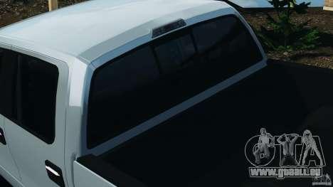Ford F-150 v1.0 für GTA 4 Räder