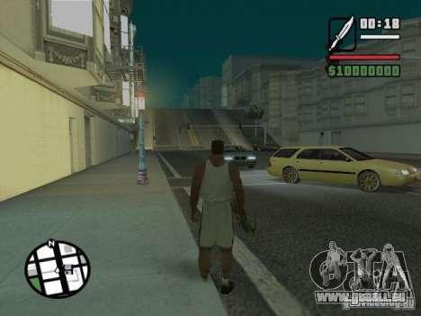 Traum für GTA San Andreas zweiten Screenshot