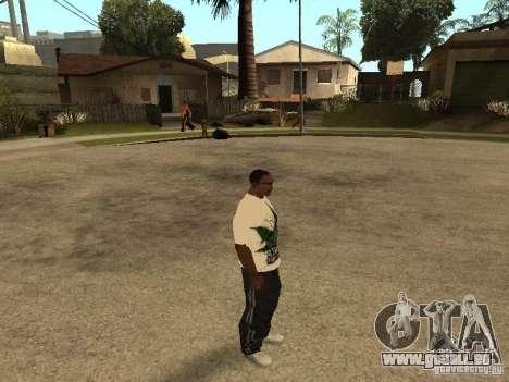 Mike Svoboda pour GTA San Andreas troisième écran