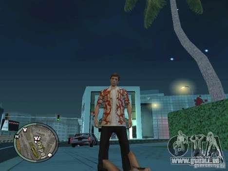 Tony Montana pour GTA San Andreas