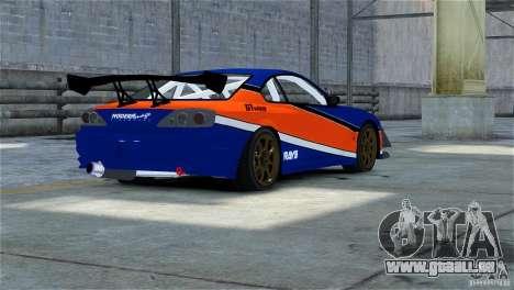 Nissan Silvia S15 Tokyo Drift V.2 für GTA 4 rechte Ansicht