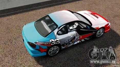Nissan Silvia S15 Evil Empire für GTA 4 rechte Ansicht
