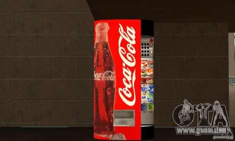 Cola Automat 2 pour GTA San Andreas
