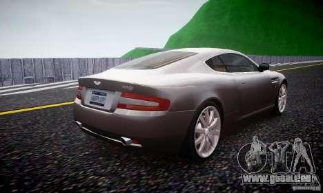 Aston Martin DB9 2005 V 1.5 pour GTA 4 est un droit