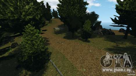 DiRTY - LandRush für GTA 4 sechsten Screenshot
