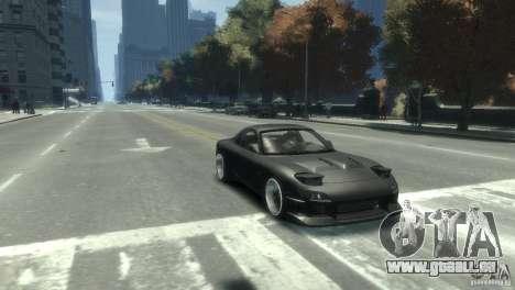 Mazda RX-7 FD3s für GTA 4 rechte Ansicht