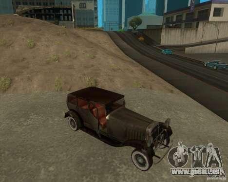 Cadillac BP für GTA San Andreas