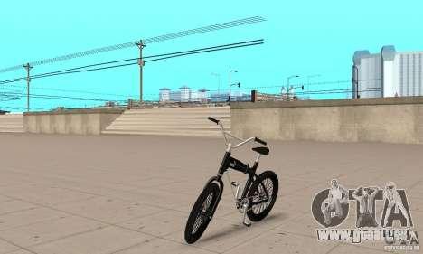 Puma MT Bike für GTA San Andreas