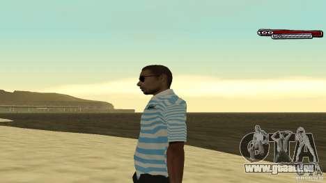 New Latinos pour GTA San Andreas deuxième écran