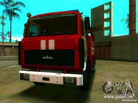 MAZ 533702 AC-2, 5-40 pour GTA San Andreas