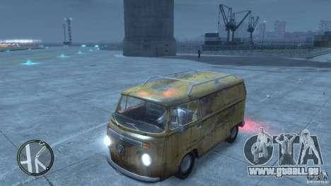 VW Transporter T2 pour GTA 4