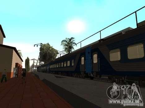 Eisenbahn-mod IV-Finale für GTA San Andreas siebten Screenshot